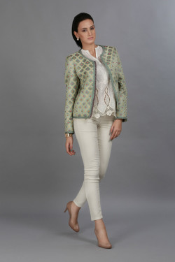 Handmade brocade jacket